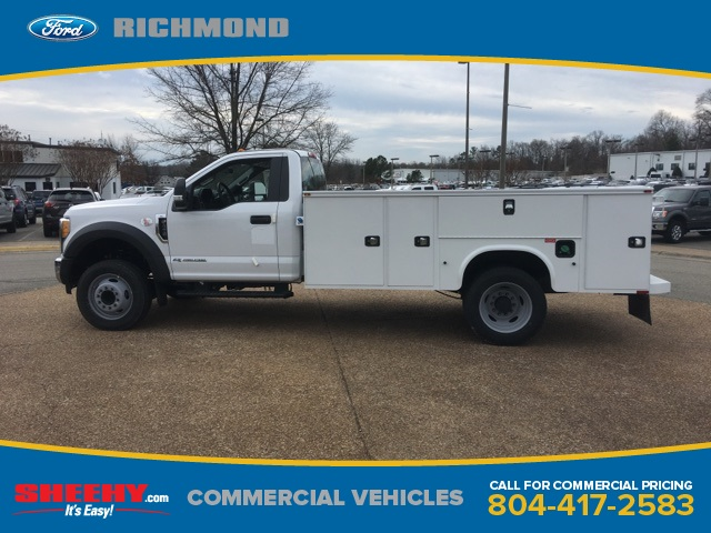 2017 F-450 Regular Cab DRW, Knapheide Service Body #NF40420 - photo 5
