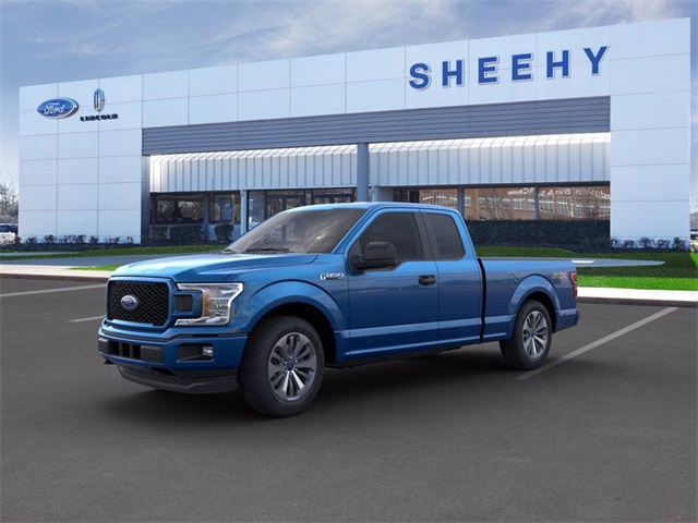 2020 Ford F-150 Super Cab 4x4, Pickup #NF44993 - photo 3