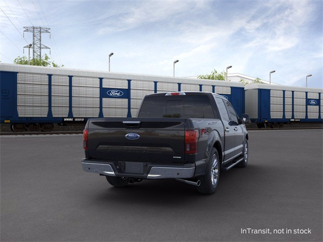 2020 Ford F-150 SuperCrew Cab 4x4, Pickup #NF45068 - photo 2