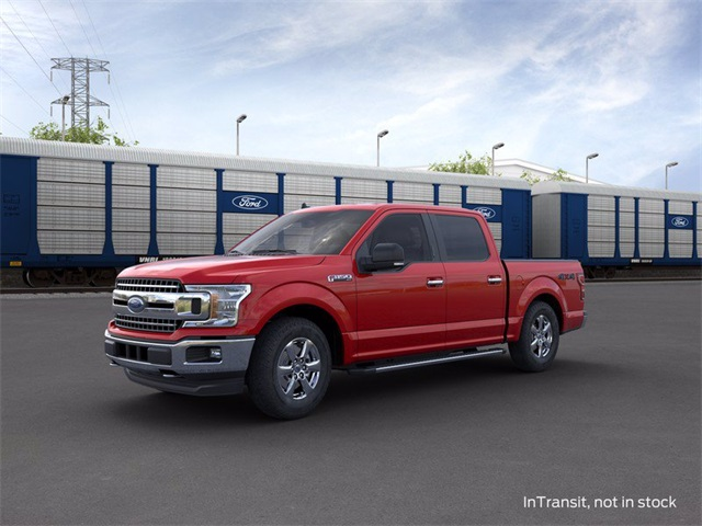 2020 Ford F-150 SuperCrew Cab 4x4, Pickup #NF45070 - photo 3