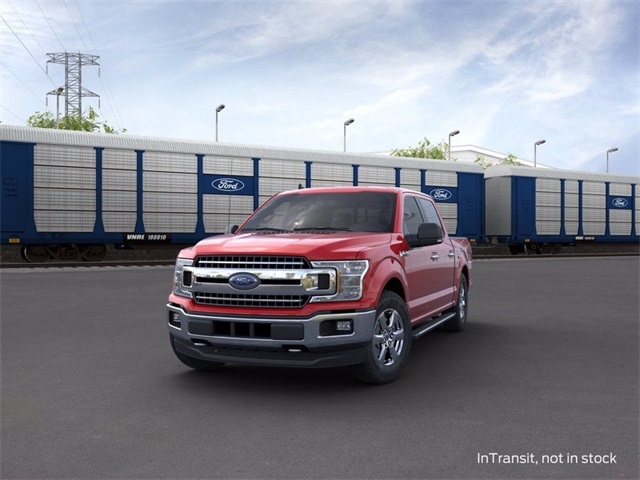 2020 Ford F-150 SuperCrew Cab 4x4, Pickup #NF45070 - photo 4