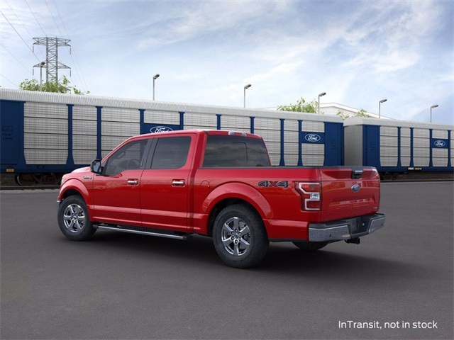 2020 Ford F-150 SuperCrew Cab 4x4, Pickup #NF45070 - photo 6