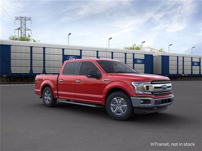 2020 Ford F-150 SuperCrew Cab 4x4, Pickup #NF45070 - photo 1