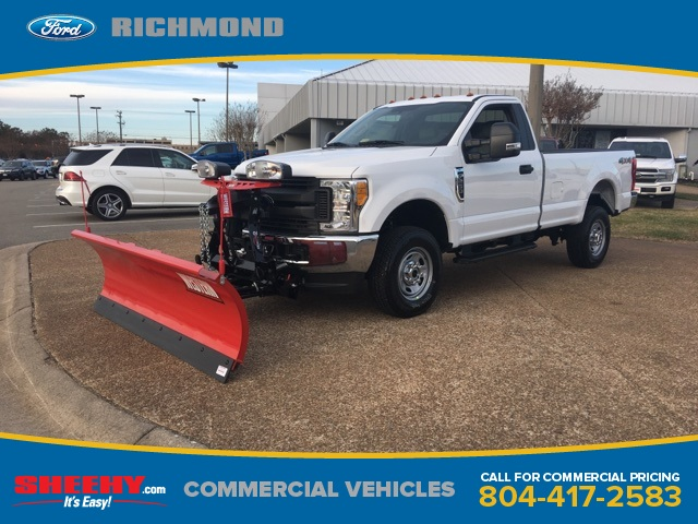 2017 F-250 Regular Cab 4x4, Pickup #NF50824 - photo 1
