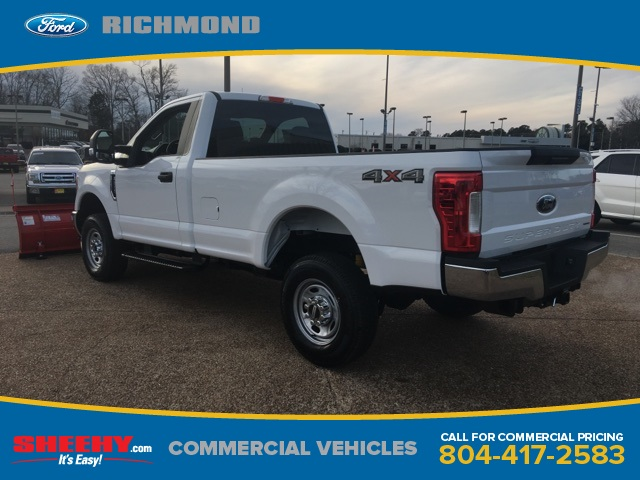 2017 F-250 Regular Cab 4x4, Ford Pickup #NF50824 - photo 2