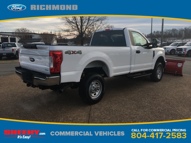 2017 F-250 Regular Cab 4x4, Ford Pickup #NF50824 - photo 4
