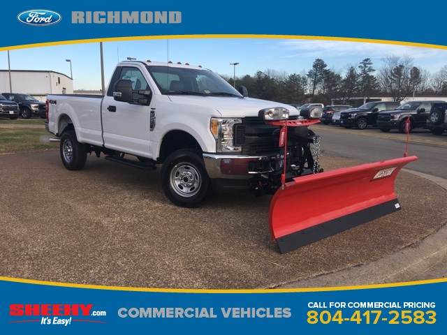 2017 F-250 Regular Cab 4x4, Ford Pickup #NF50824 - photo 3