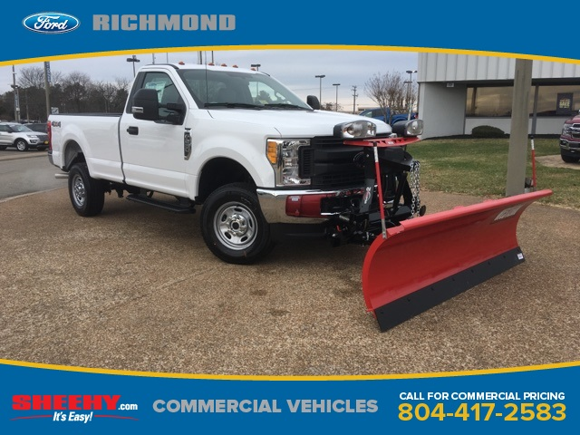 2017 F-250 Regular Cab 4x4, Ford Pickup #NF50825 - photo 1