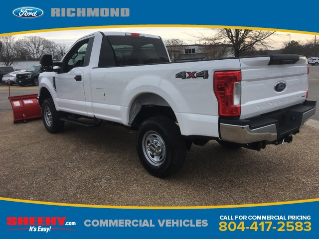 2017 F-250 Regular Cab 4x4, Ford Pickup #NF50825 - photo 5