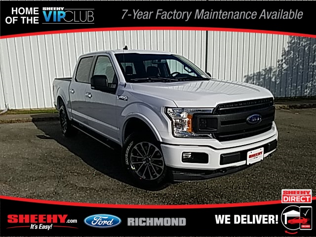2020 Ford F-150 SuperCrew Cab 4x4, Pickup #NF52216 - photo 1