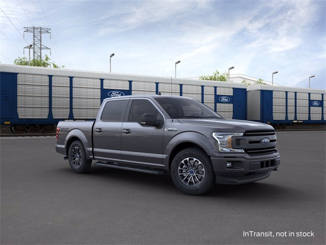 2020 Ford F-150 SuperCrew Cab 4x4, Pickup #NF52217 - photo 1