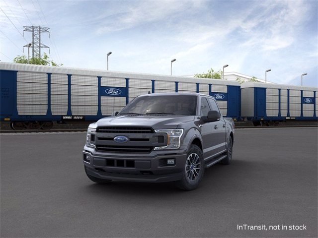 2020 Ford F-150 SuperCrew Cab 4x4, Pickup #NF52217 - photo 4