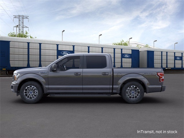 2020 Ford F-150 SuperCrew Cab 4x4, Pickup #NF52217 - photo 5