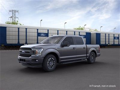 2020 Ford F-150 SuperCrew Cab 4x4, Pickup #NF52217 - photo 3