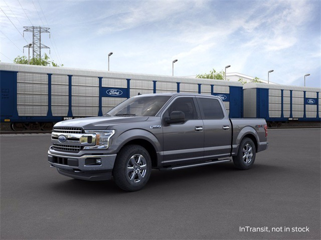 2020 Ford F-150 SuperCrew Cab 4x4, Pickup #NF52220 - photo 3