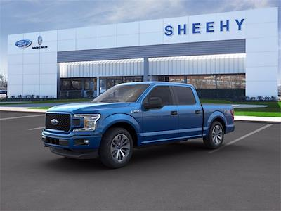2020 Ford F-150 SuperCrew Cab 4x4, Pickup #NF52227 - photo 3