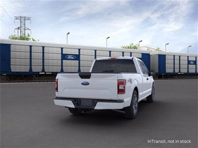 2020 Ford F-150 Super Cab 4x4, Pickup #NF57014 - photo 2