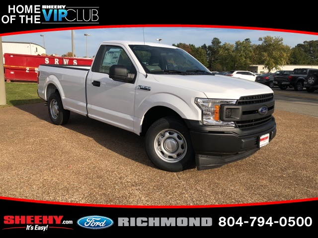 2018 F-150 Regular Cab 4x2,  Pickup #NF68636 - photo 1