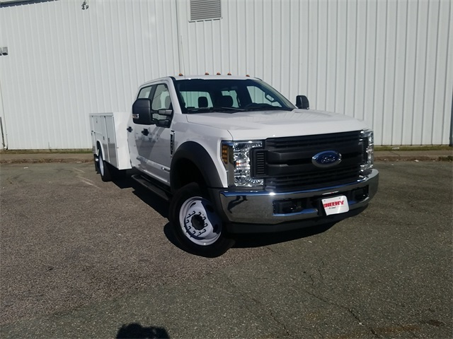 2019 F-450 Crew Cab DRW 4x2,  Reading Service Body #NF84956 - photo 1