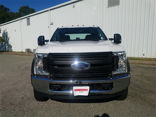 2019 F-450 Crew Cab DRW 4x2,  Reading SL Service Body #NF84956 - photo 3