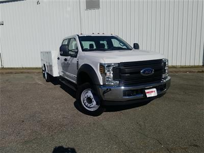 2019 F-450 Crew Cab DRW 4x2,  Reading SL Service Body #NF84956 - photo 1