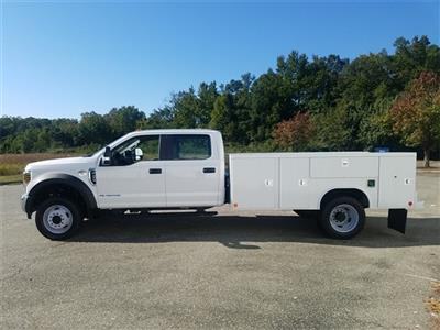 2019 F-450 Crew Cab DRW 4x2,  Reading SL Service Body #NF84956 - photo 5