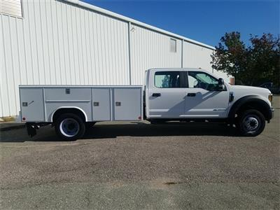 2019 F-450 Crew Cab DRW 4x2,  Reading SL Service Body #NF84956 - photo 8