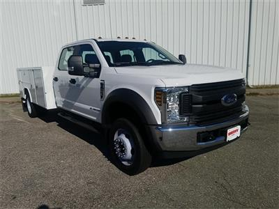 2019 F-450 Crew Cab DRW 4x2,  Reading SL Service Body #NF84956 - photo 9