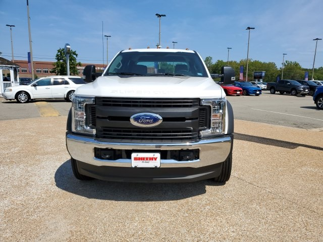 2019 F-450 Crew Cab DRW 4x4, Reading SL Service Body #NF84959 - photo 4