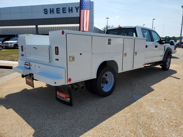2019 F-450 Crew Cab DRW 4x4, Reading SL Service Body #NF84959 - photo 7