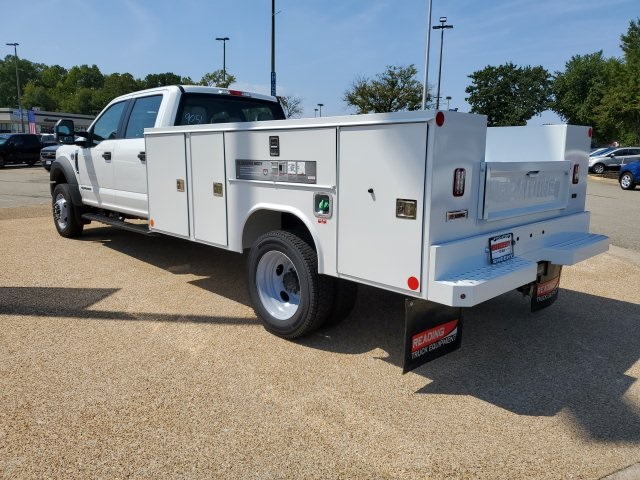 2019 F-450 Crew Cab DRW 4x4,  Reading Service Body #NF84959 - photo 1