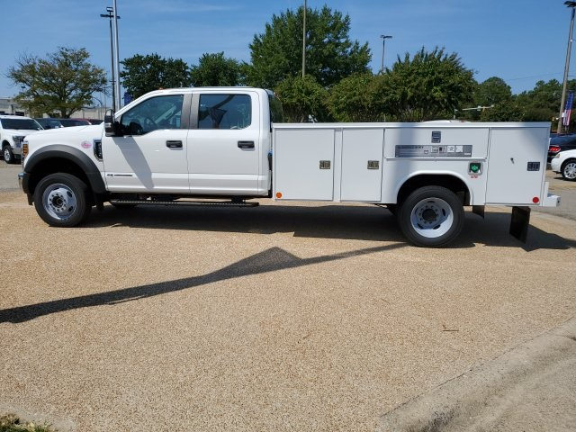 2019 F-450 Crew Cab DRW 4x4, Reading SL Service Body #NF84959 - photo 9