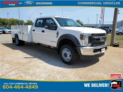 2019 F-450 Crew Cab DRW 4x4, Reading SL Service Body #NF84959 - photo 1