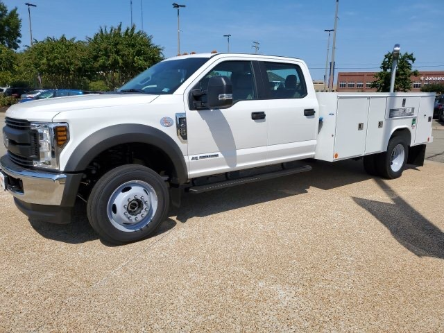 2019 F-450 Crew Cab DRW 4x4, Reading SL Service Body #NF84960 - photo 4
