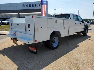 2019 F-450 Crew Cab DRW 4x4, Reading SL Service Body #NF84960 - photo 2