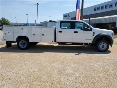 2019 F-450 Crew Cab DRW 4x4, Reading SL Service Body #NF84960 - photo 8