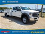 2019 F-450 Crew Cab DRW 4x4, Reading SL Service Body #NF84960 - photo 1