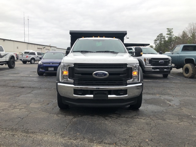 2019 F-450 Crew Cab DRW 4x4, Reading Landscaper SL Landscape Dump #NF84961 - photo 3