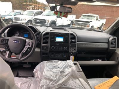 2019 F-450 Crew Cab DRW 4x4, Reading Landscaper SL Landscape Dump #NF84961 - photo 12