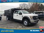 2019 F-450 Crew Cab DRW 4x4, Reading Landscaper SL Landscape Dump #NF84961 - photo 1