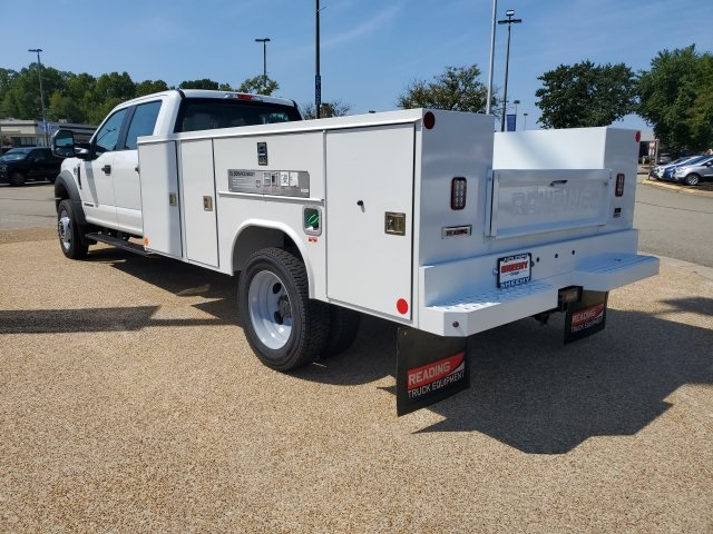 2019 F-550 Crew Cab DRW 4x4,  Reading SL Service Body #NF84964 - photo 2