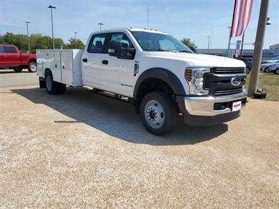2019 F-550 Crew Cab DRW 4x4,  Reading SL Service Body #NF84964 - photo 4