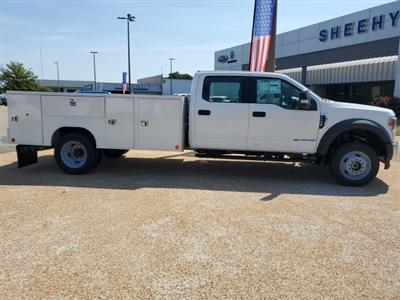 2019 F-550 Crew Cab DRW 4x4,  Reading SL Service Body #NF84964 - photo 5