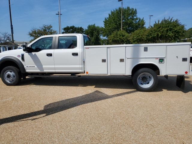 2019 F-450 Crew Cab DRW 4x4, Reading SL Service Body #NF85355 - photo 10