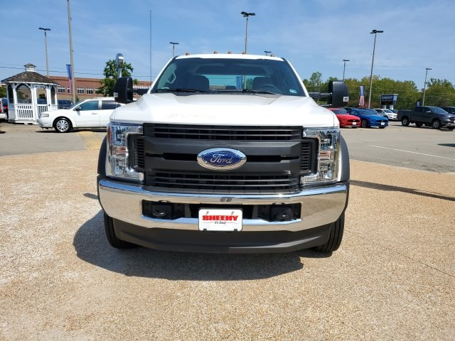 2019 F-450 Crew Cab DRW 4x4, Reading SL Service Body #NF85355 - photo 3