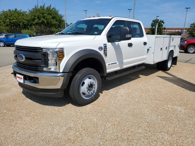 2019 F-450 Crew Cab DRW 4x4, Reading SL Service Body #NF85355 - photo 4