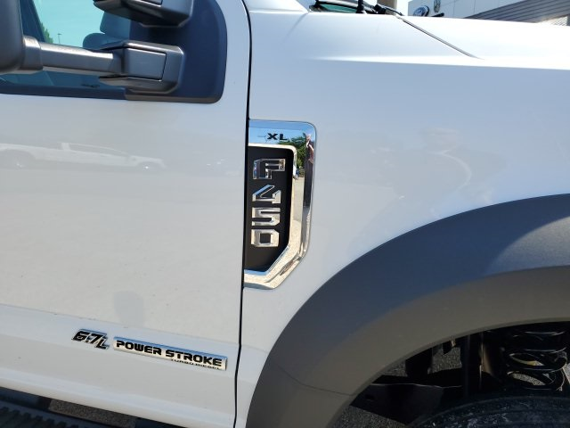 2019 F-450 Crew Cab DRW 4x4, Reading SL Service Body #NF85355 - photo 5