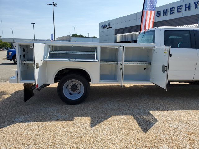 2019 F-450 Crew Cab DRW 4x4, Reading SL Service Body #NF85355 - photo 7