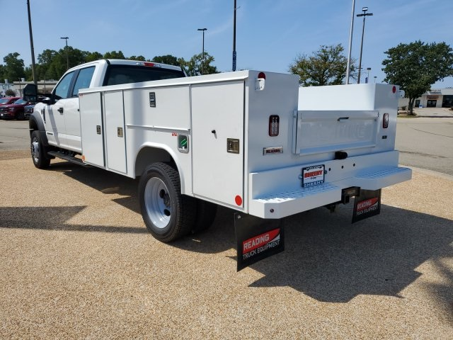 2019 F-450 Crew Cab DRW 4x4,  Reading Service Body #NF85355 - photo 1