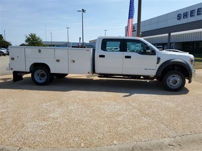 2019 F-450 Crew Cab DRW 4x4, Reading SL Service Body #NF85355 - photo 6